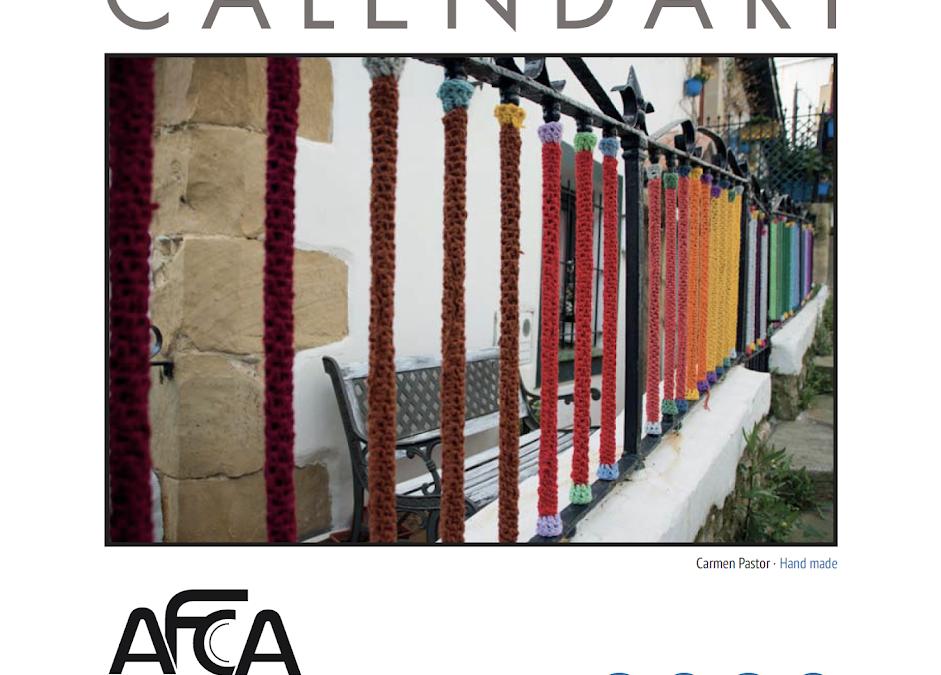 CALENDARI AFCA 2020
