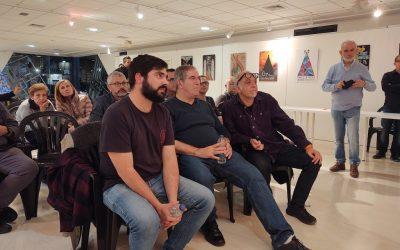 """XXXVIII Premi Nacional de Fotografia """"Vila de Canals"""" 2019."""