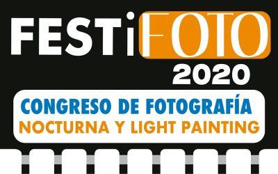 FESTiFOTO 2020. Congreso de Fotografía Light Painting.