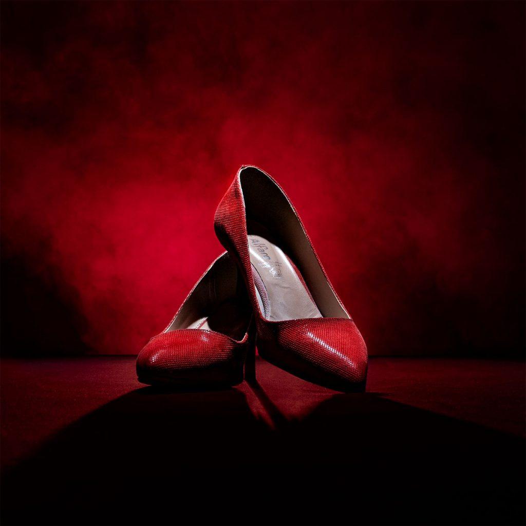 Lliga AFCA 2020 - Color Roig - 08 - Zapatos rojos