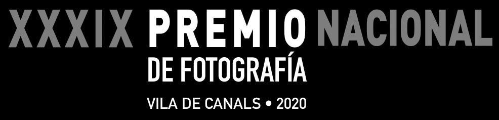 Veredicto XXXIX Premio Nacional de Fotografía Vila de Canals 2020