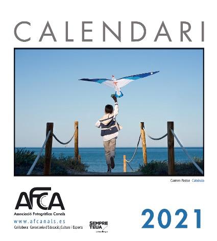 CALENDARI AFCA 2021