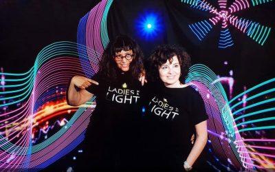FESTiFOTO 2021. Ponencia de LADIES OF THE LIGHT