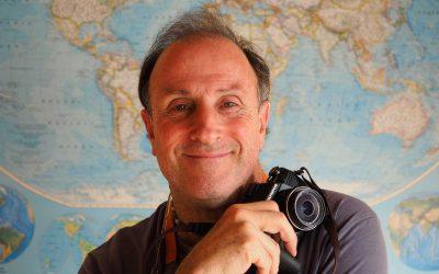 FESTiFOTO 2021. TINO SORIANO charla sobre fotografia en viajes