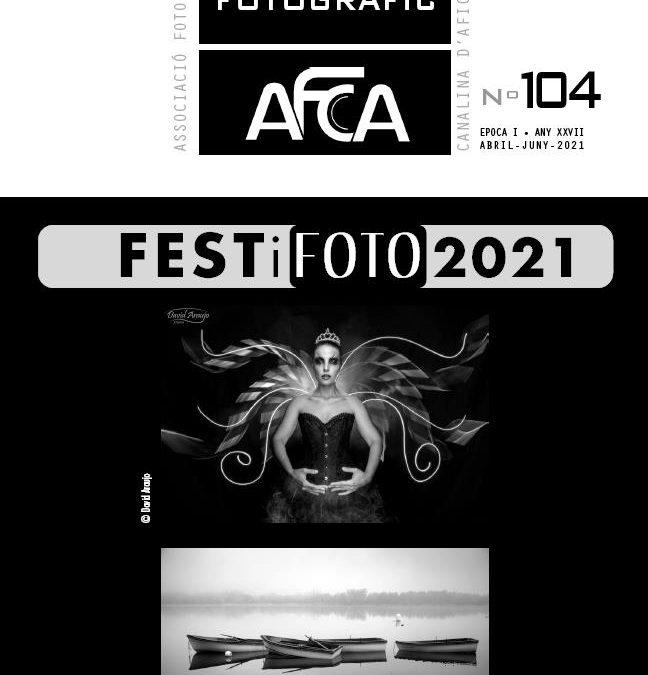 MAGAZIM FOTOGRÀFIC Nº 104. ABRIL-JUNY 2021