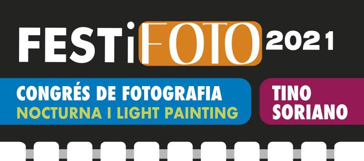 CONGRÉS DE FOTOGRAFIA NOCTURNA i LIGHT PAINTING