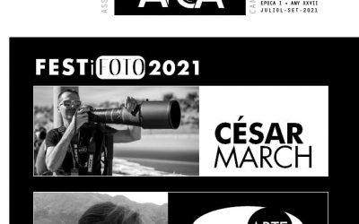 MAGAZIM FOTOGRAFICO Nº 105. JULIO-SEPTIEMBRE 2021